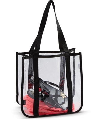 1120 Gemline Clear Event Tote CLEAR