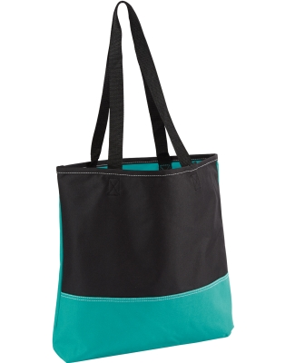 1513 Gemline Prelude Convention Tote TURQUOISE