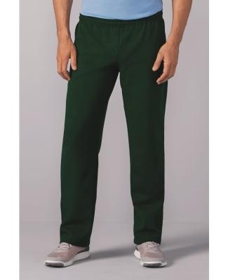 G184 Gildan 7.75 oz., 50/50 Open-Bottom Sweatpants