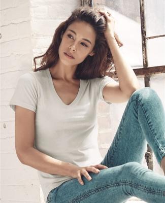 392 Anvil Ladies' Sheer V-Neck T-Shirt Catalog