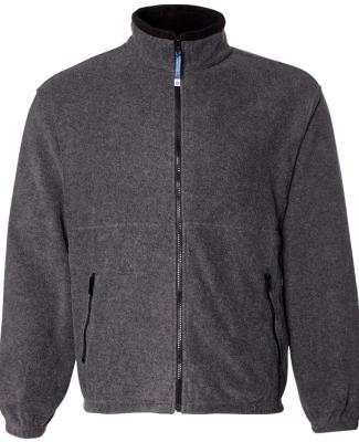Colorado Clothing 13010 Classic Fleece Jacket Charcoal
