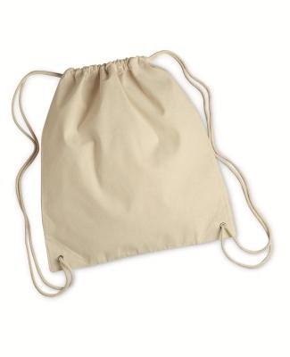 8875 Liberty Bags - Cotton Canvas Drawstring Backpack Catalog