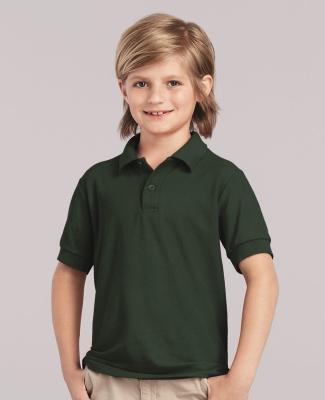 72800B Gildan DryBlend® Youth Double Piqué Polo