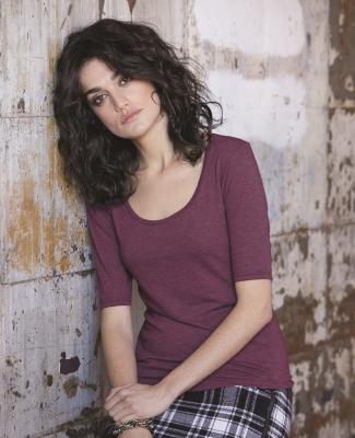 6756L Anvil Ladies' Triblend Deep Scoop Half-Sleeve T-Shirt Catalog