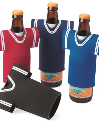 Liberty Bags FT008 Collapsible Jersey Foam Can & Bottle Holder Catalog