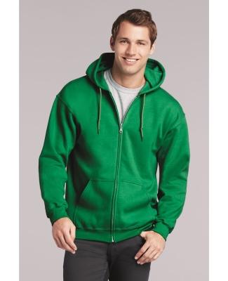 18600 Gildan 7.75 oz. Heavy Blend™ 50/50 Full-Zip Hood
