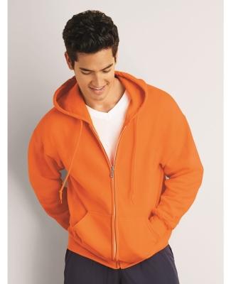 G126 Gildan 9.3 oz. Ultra Blend® 50/50 Full-Zip Hood