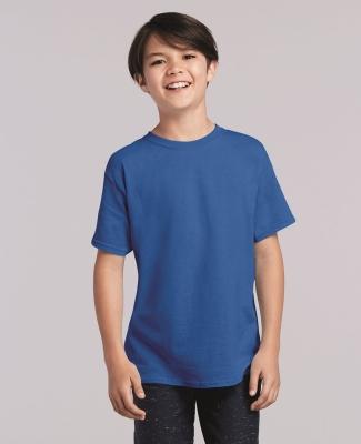 5000B Gildan™ Heavyweight Cotton Youth T-shirt  Catalog