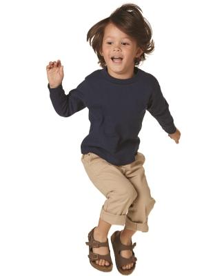 Rabbit Skins® 3311 Toddler Long Sleeve T-shirt Catalog