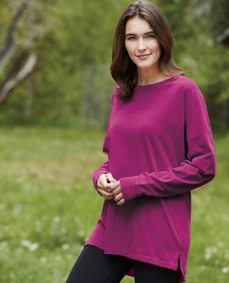 Comfort Colors 6054 Ringspun Cotton Drop Shoulder Long Sleeve Tee Catalog