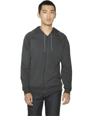 American Apparel 5497W Unisex California Fleece Zip Hoodie Catalog
