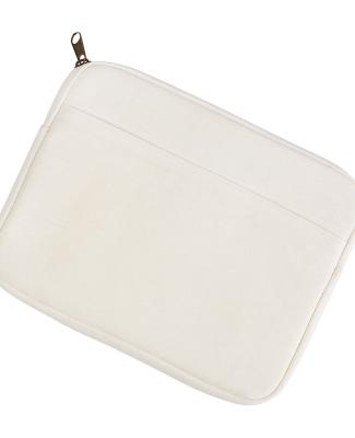 BE059 BAGedge 10 oz. Canvas Tablet Sleeve NATURAL