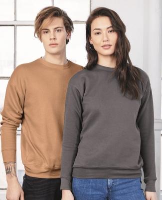 BELLA+CANVAS 3945 Unisex Drop Shoulder Sweatshirt Catalog