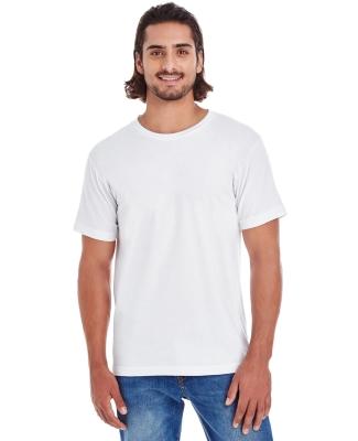 2001ORW Adult Organic Fine Jersey Classic T-Shirt WHITE