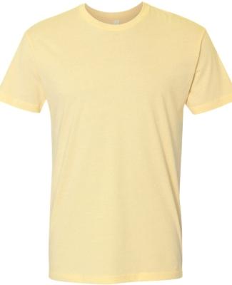 Next Level 3600 T-Shirt BANANA CREAM