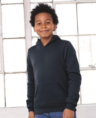 Bella + Canvas 3719Y Youth Sponge Fleece Hooded Sweatshirt Catalog