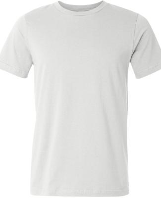 CANVAS 3001U Unisex USA Made T-Shirt WHITE