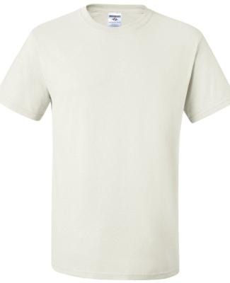 29 Jerzees Adult Heavyweight 50/50 Blend T-Shirt WHITE