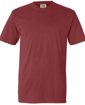 4017 Comfort Colors - Combed Ringspun Cotton T-Shi BRICK