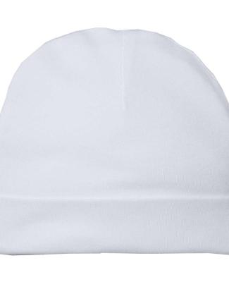 4451 Rabbit Skins Infant Cap WHITE