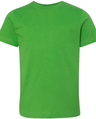 6101 LA T Youth Fine Jersey T-Shirt APPLE