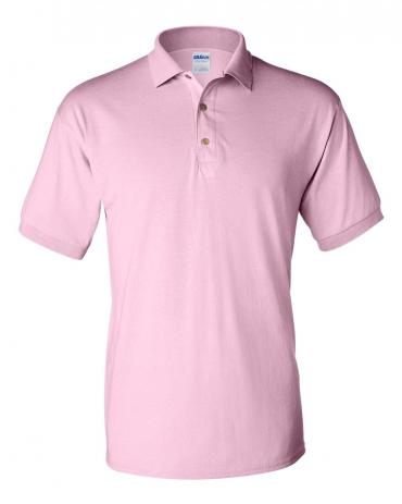 8800 Gildan® Polo Ultra Blend® Sport Shirt LIGHT PINK