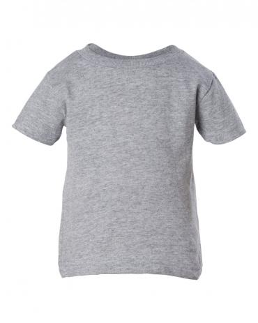 3401 Rabbit Skins® Infant T-shirt HEATHER