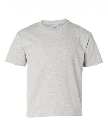 2000B Gildan™ Ultra Cotton® Youth T-shirt ASH GREY