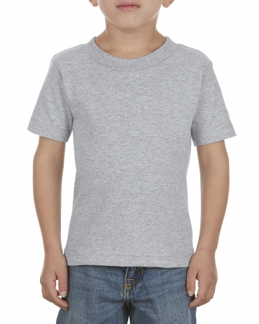 3380 ALSTYLE Toddler Short Sleeve Tee ATHLETIC HEATHER