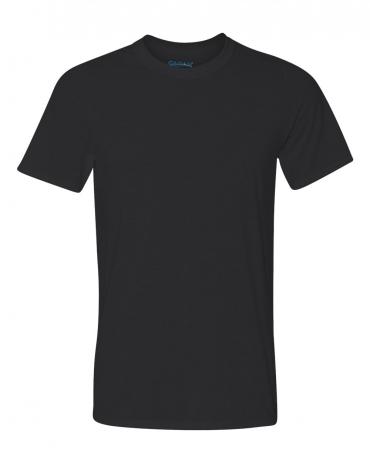 42000 Gildan Adult Core Performance T-Shirt  BLACK
