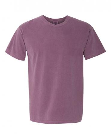 1717 Comfort Colors - Garment Dyed Heavyweight T-Shirt BERRY