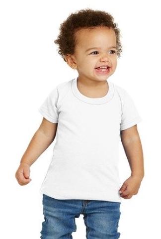 5100P Gildan - Toddler Heavy Cotton T-Shirt WHITE