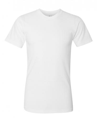 2001W Fine Jersey T-Shirt WHITE