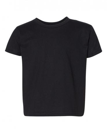 Next Level Apparel 3110 Toddler Cotton T-Shirt BLACK