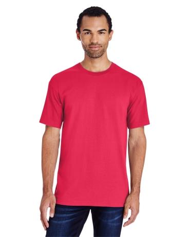 51 H000 Hammer Short Sleeve T-Shirt BERRY