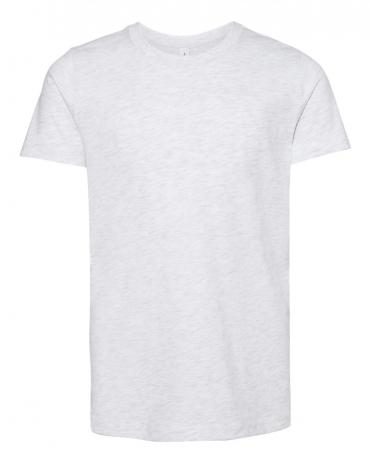 BELLA+CANVAS 3001Y Jersey Youth T-Shirt ASH