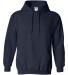 18500 Gildan Heavyweight Blend Hooded Sweatshirt NAVY