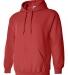 18500 Gildan Heavyweight Blend Hooded Sweatshirt PAPRIKA