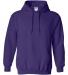 18500 Gildan Heavyweight Blend Hooded Sweatshirt PURPLE