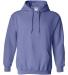 18500 Gildan Heavyweight Blend Hooded Sweatshirt VIOLET