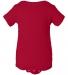 4400 Onsie Rabbit Skins® Infant Lap Shoulder Creeper RED