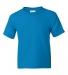 8000B Gildan Ultra Blend 50/50 Youth T-shirt SAPPHIRE