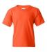 5000B Gildan™ Heavyweight Cotton Youth T-shirt  ORANGE