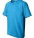 5000B Gildan™ Heavyweight Cotton Youth T-shirt  SAPPHIRE