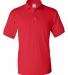 8800 Gildan® Polo Ultra Blend® Sport Shirt RED