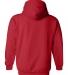 18500 Gildan Heavyweight Blend Hooded Sweatshirt RED