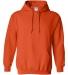 18500 Gildan Heavyweight Blend Hooded Sweatshirt ORANGE