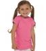 3316 Rabbit Skins® Toddler Girls Fine Jersey T-Shirt Catalog