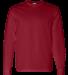 5400 Gildan Adult Heavy Cotton Long-Sleeve T-Shirt GARNET