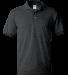8800 Gildan® Polo Ultra Blend® Sport Shirt DARK HEATHER